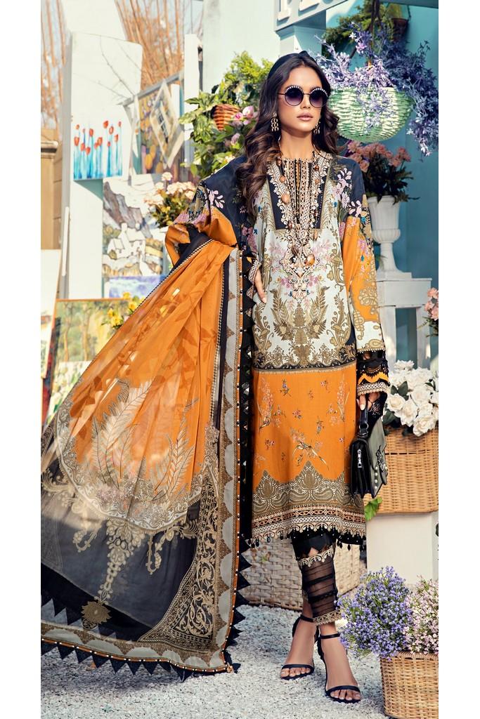 ANAYA   LAWN'21 Collection   LISA-01-A