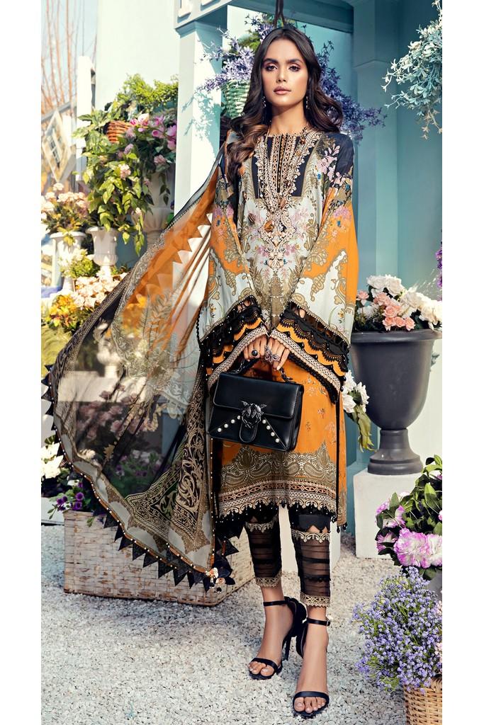 ANAYA | LAWN'21 Collection | LISA-01-A