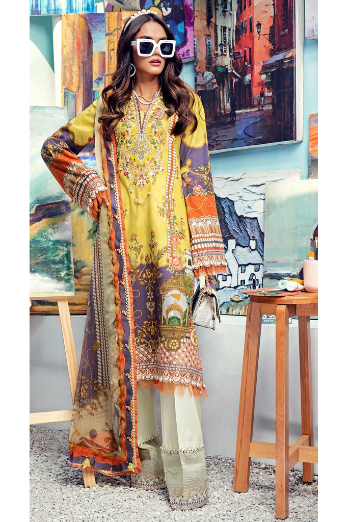 ANAYA   LAWN'21 Collection   JESSICA-03-A
