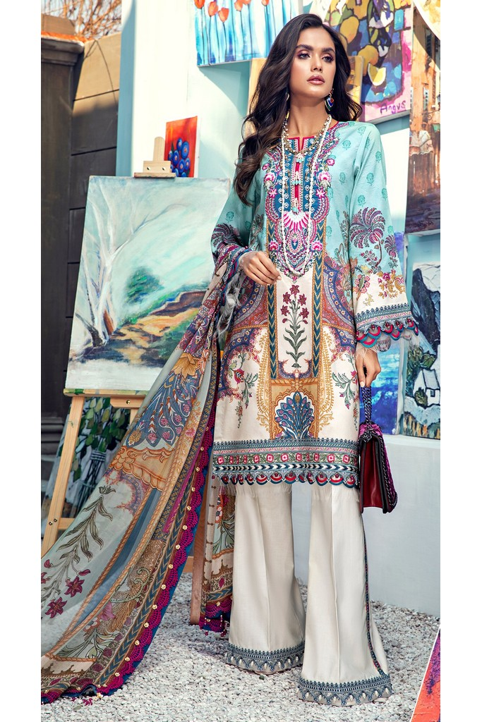 ANAYA | LAWN'21 Collection | ALICE-04-A