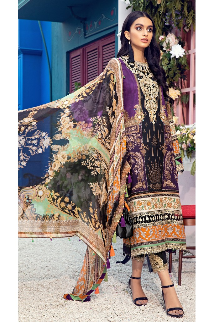 ANAYA   LAWN'21 Collection   MARCIA-07-B