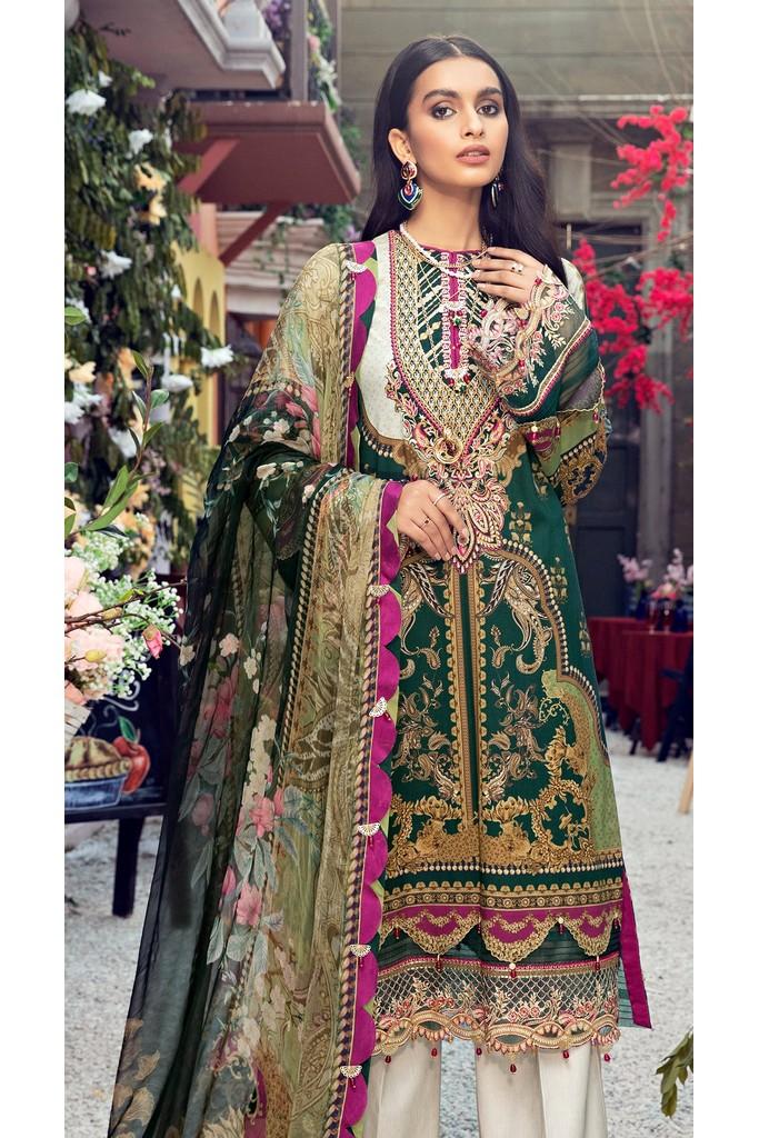 ANAYA   LAWN'21 Collection   LINDA-09-B
