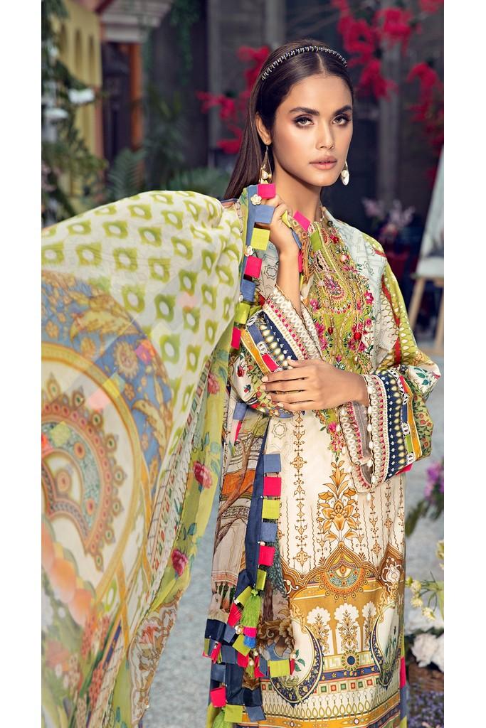 ANAYA   LAWN'21 Collection   AMAYA-10-A