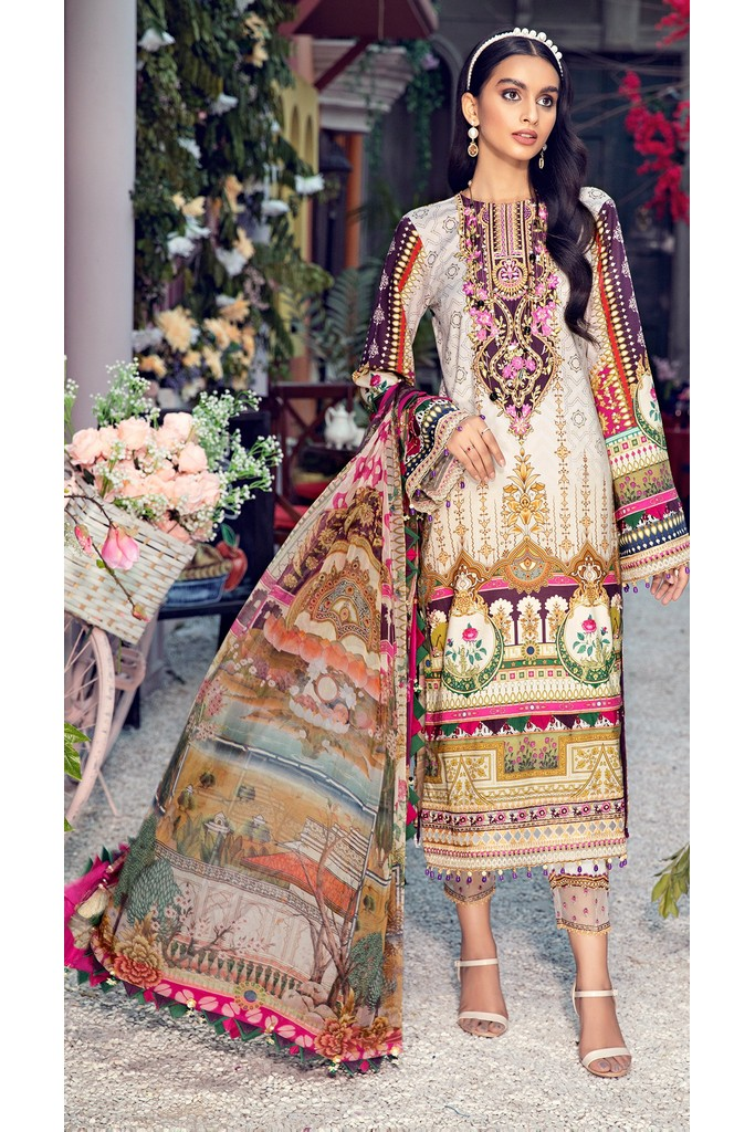 ANAYA | LAWN'21 Collection | DELILA-10-B