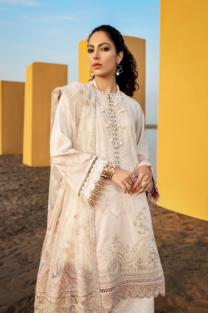 BAROQUE| EID SUMMER COLLECTION 2021 | 04 Cleome