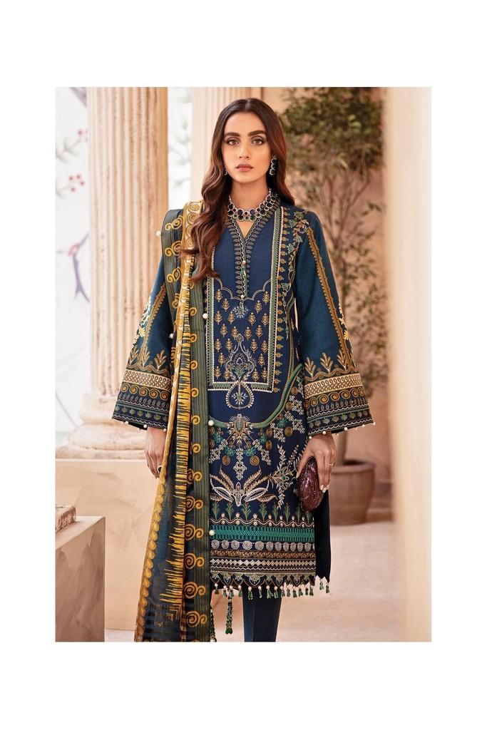 Gulaal   Luxury Premium Summer Collection 2021   LL01 Mishaal