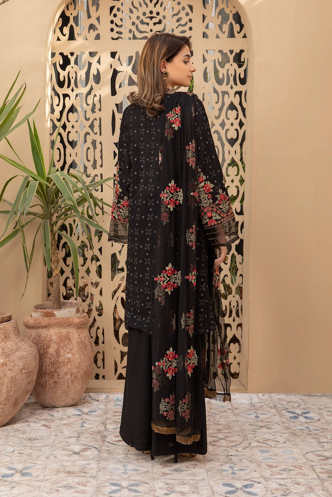 MARIA B MOMMY N ME | READY TO WEAR | Suit Black DW-EF21-05