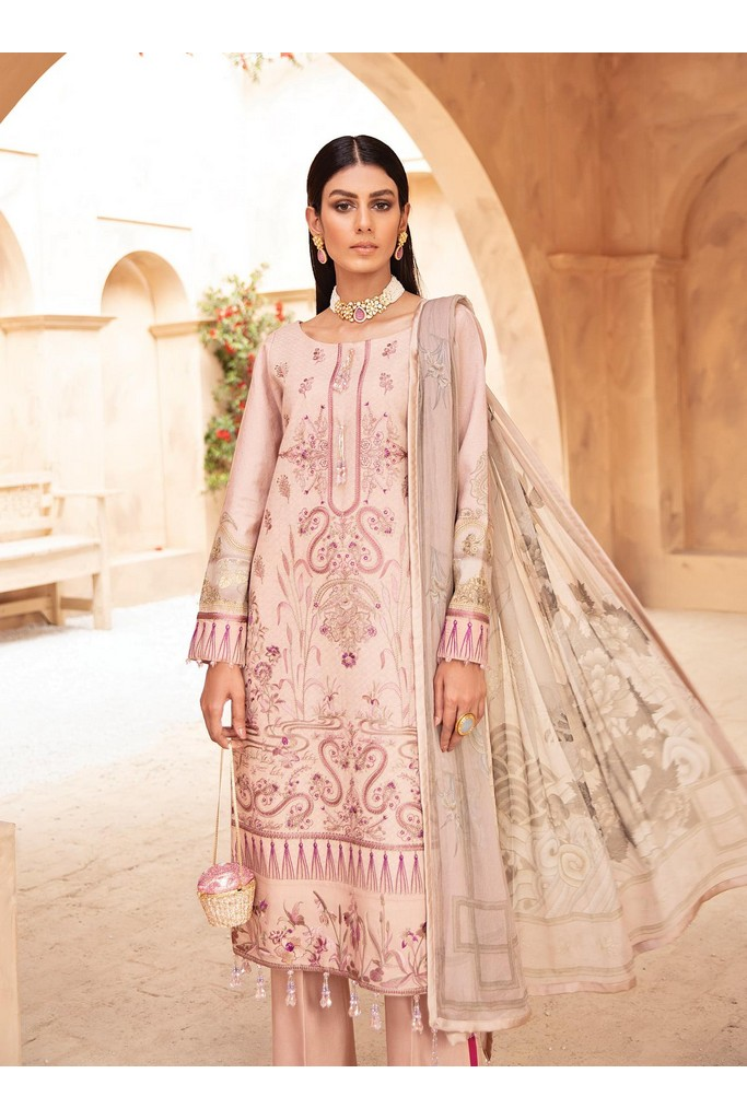 Gulaal | Luxury Premium Summer Collection 2021 | LL08 Naubahar