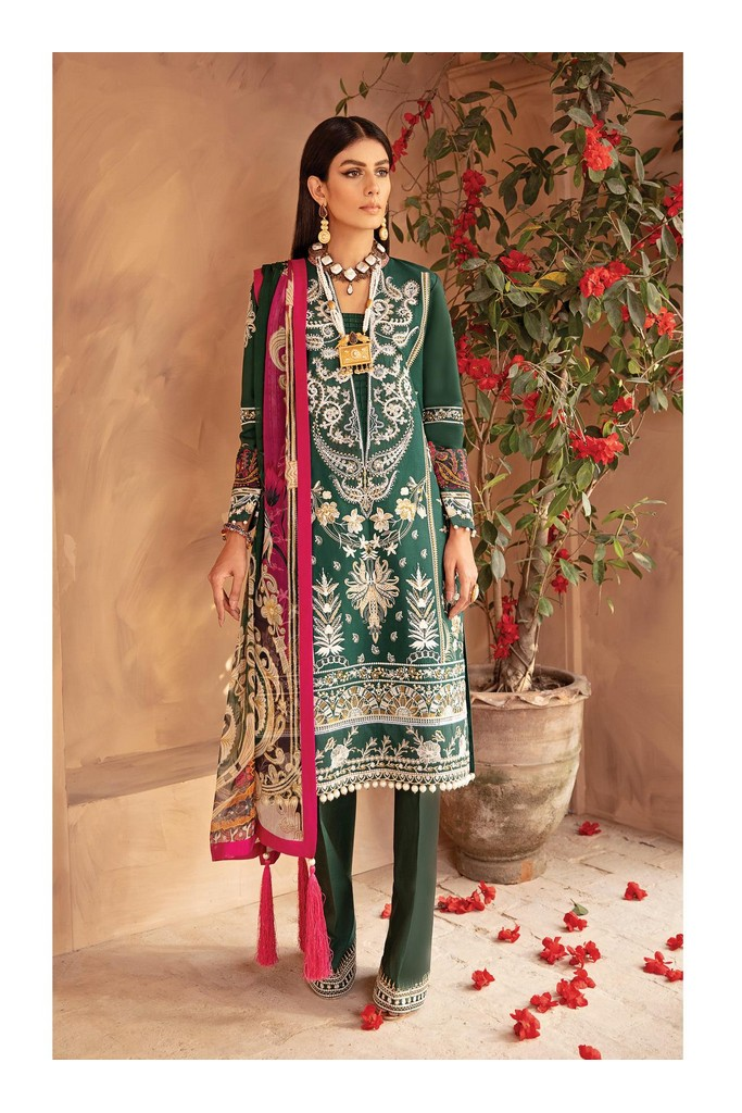 Gulaal | Luxury Premium Summer Collection 2021 | LL04 Wafa