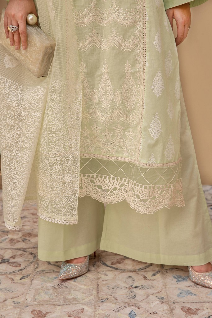 MARIA B   READY TO WEAR CASUAL   Suit Green DW-EF21-44