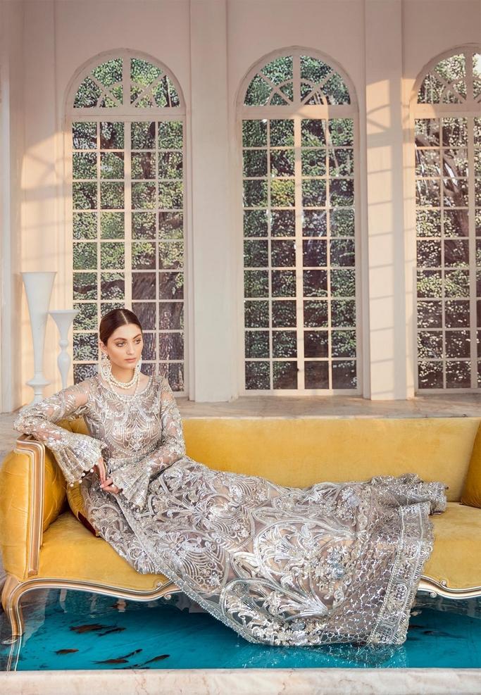 Maryum N Maria | BRIDAL DRESSES | Moon Light (D-05)