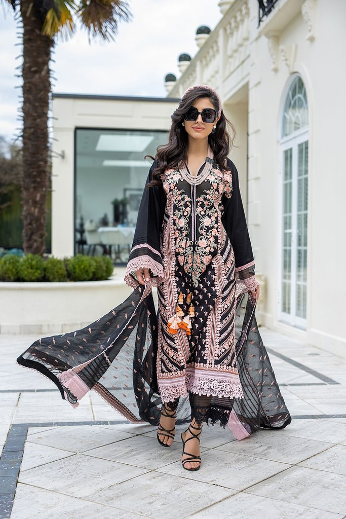 SOBIA NAZIR | LUXURY LAWN Collection | DESIGN 9A