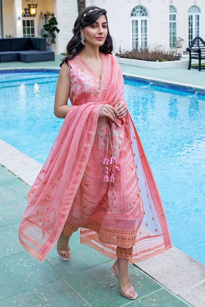 SOBIA NAZIR | LUXURY LAWN Collection | DESIGN 9B