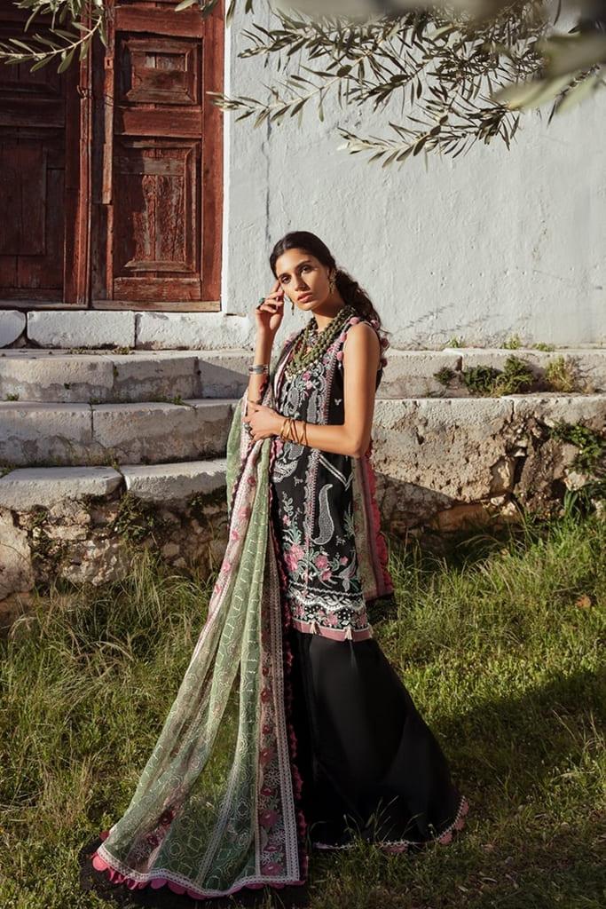 REPUBLIC WOMENWEAR | LUXURY LAWN Collection | AYDIN-A