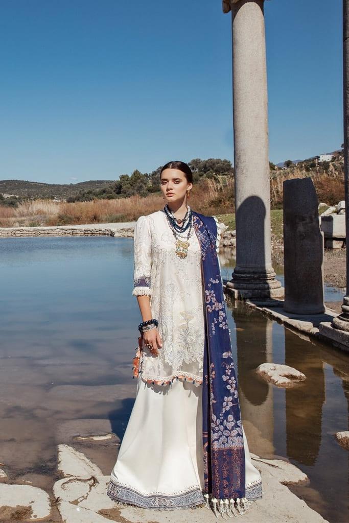 REPUBLIC WOMENWEAR | LUXURY LAWN Collection | JASEENA-B