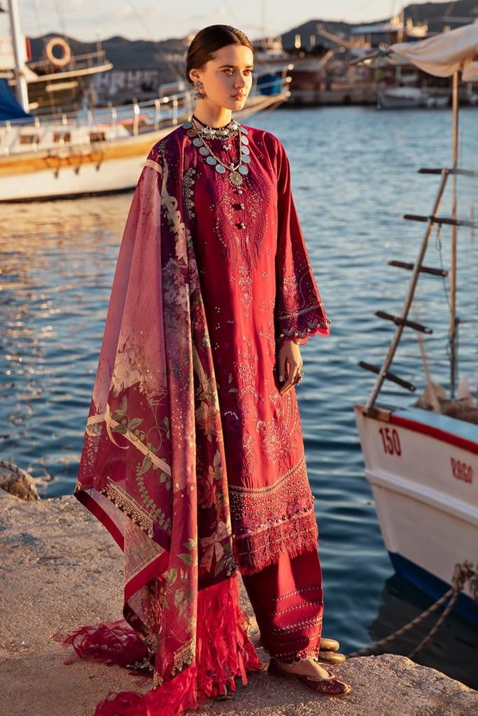 REPUBLIC WOMENWEAR | LUXURY LAWN Collection | CELAL-A