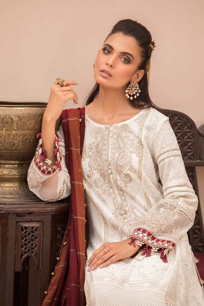 MARIA B | EID LAWN Collection | D1