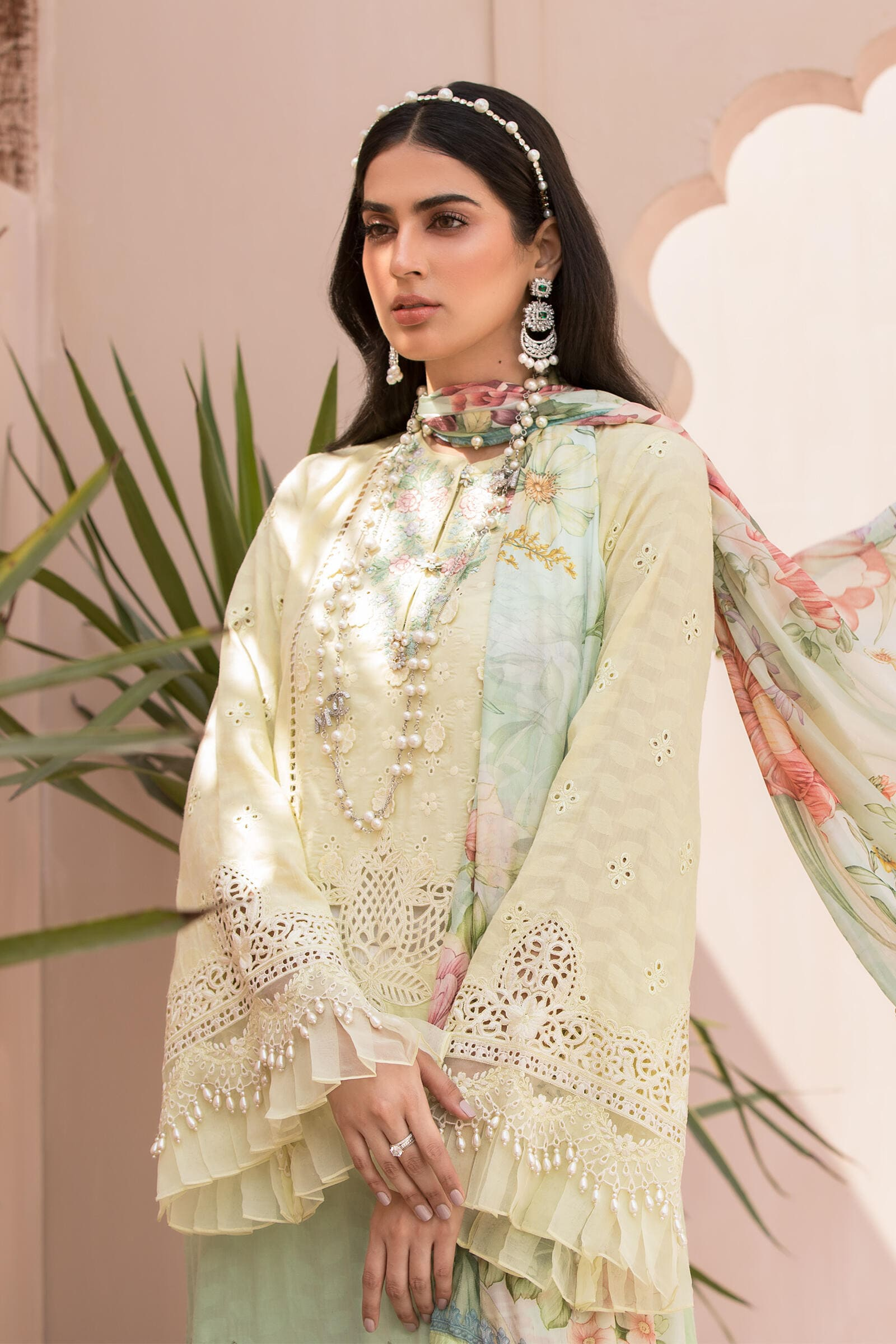 MARIA B | EID LAWN Collection | D2
