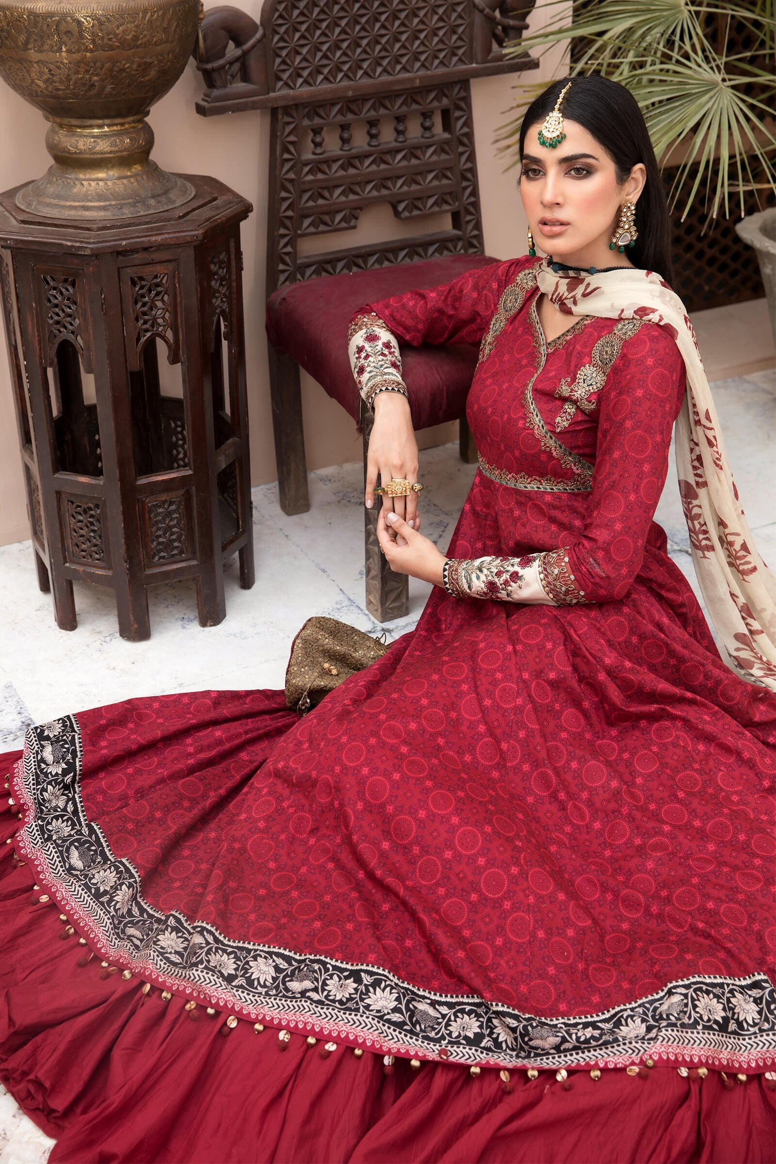 MARIA B | EID LAWN Collection | D3