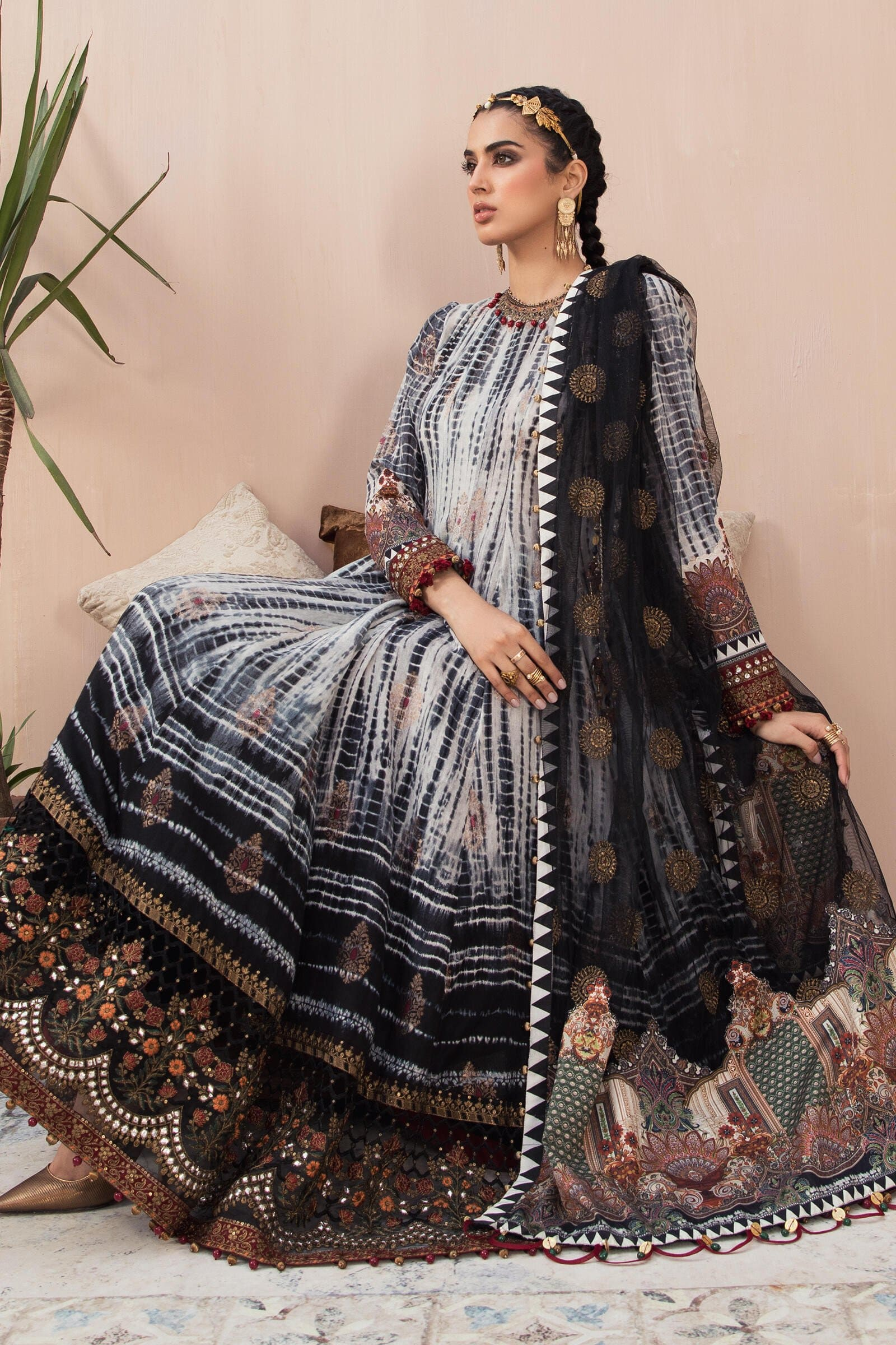 MARIA B   EID LAWN Collection   D4