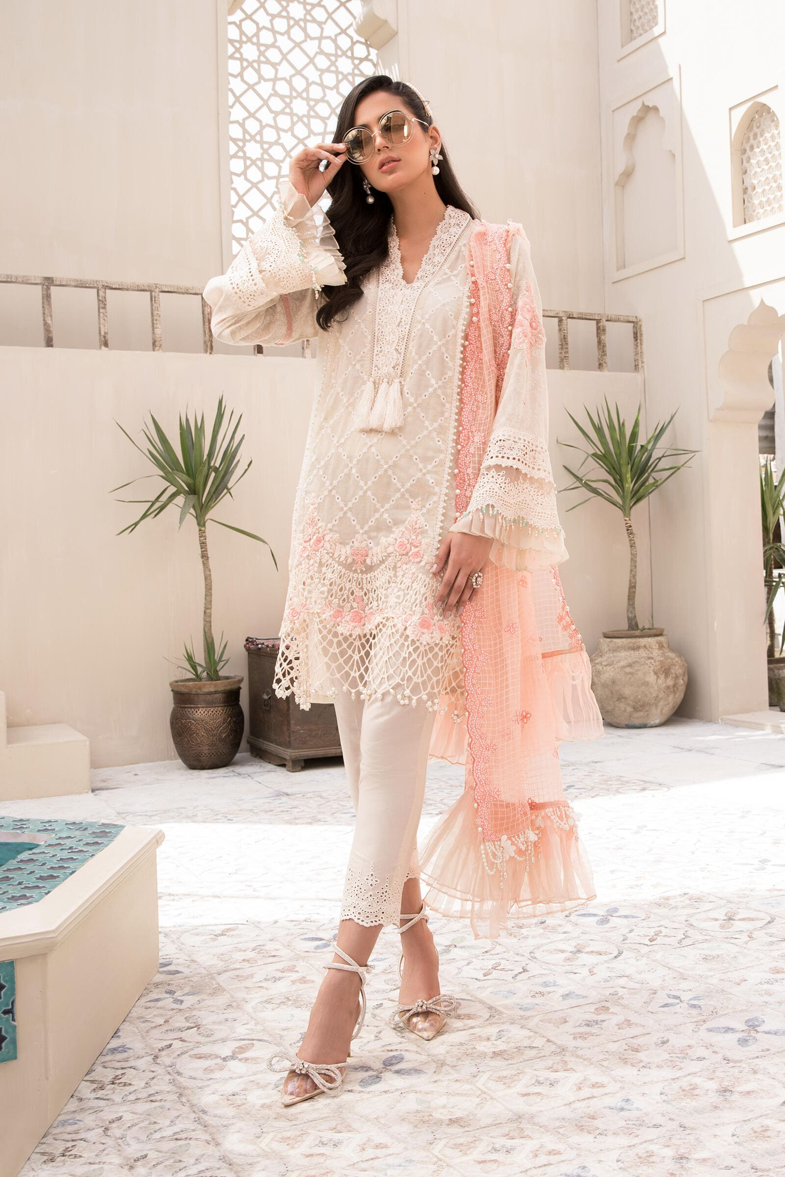 MARIA B   EID LAWN Collection   D5
