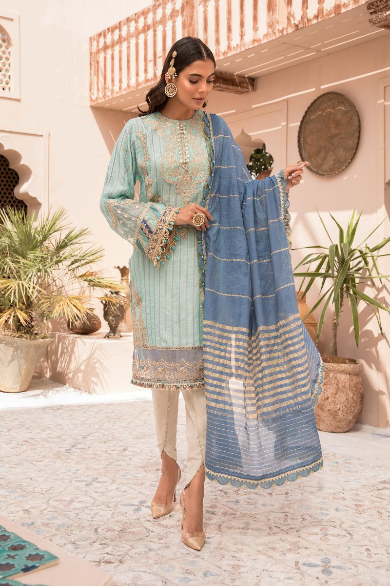 MARIA B | EID LAWN Collection | D7