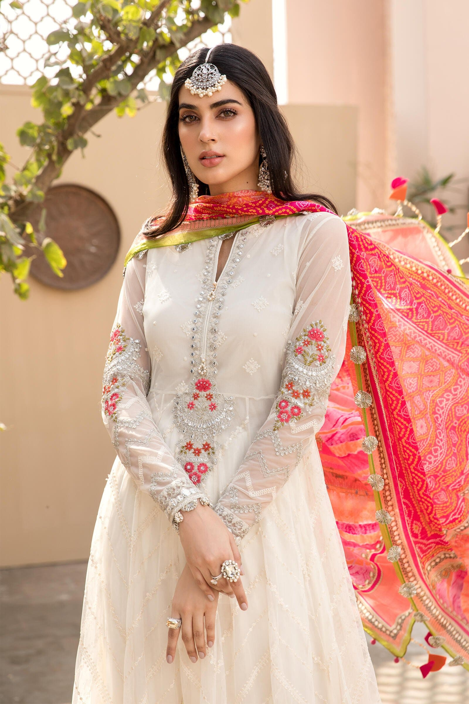 MARIA B   EID LAWN Collection   D8