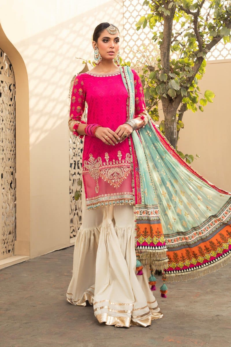 MARIA B | EID LAWN Collection | D10