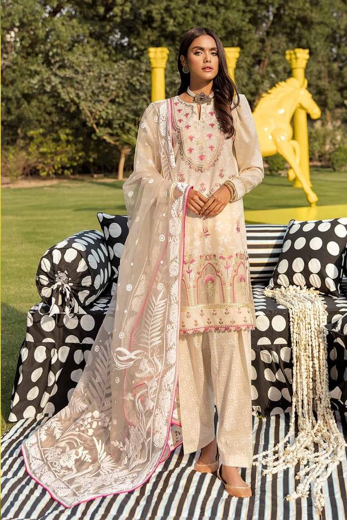 SO KAMAL | SPRING SUMMER'21 Collection | Kashmir Ki Kali (A)
