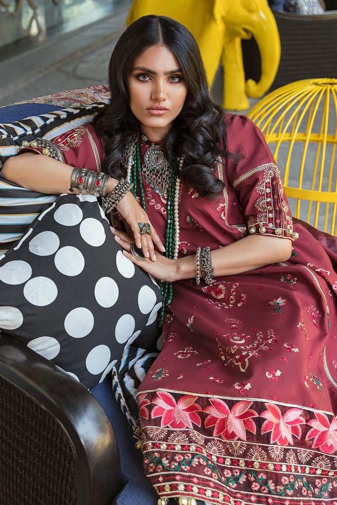 SO KAMAL | SPRING SUMMER'21 Collection | Dawat (A)