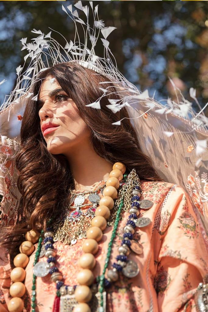 SO KAMAL   SPRING SUMMER'21 Collection   Talab Ka Kanwal (A)