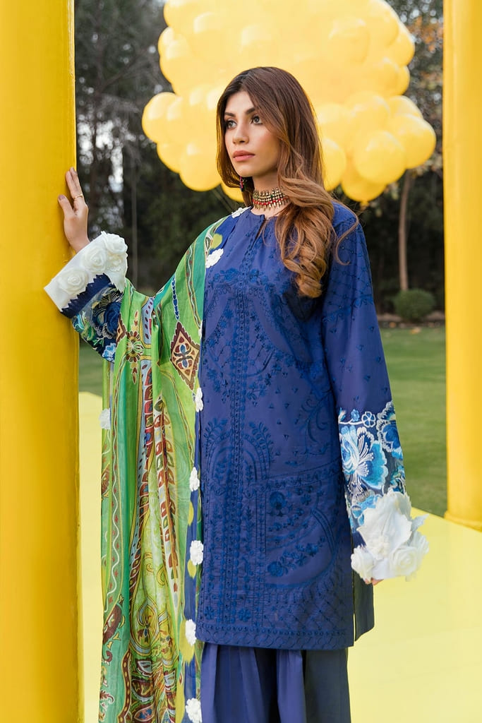 SO KAMAL | SPRING SUMMER'21 Collection | Purana Khat (A)
