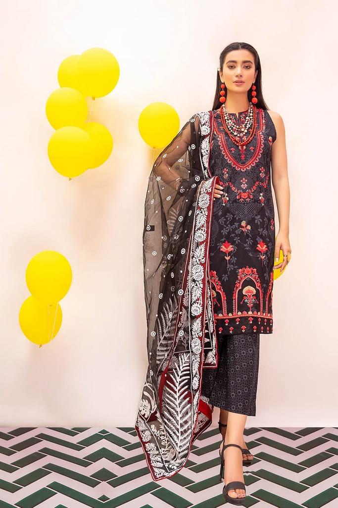 SO KAMAL | SPRING SUMMER'21 Collection | Kashmir Ki Kali (B)
