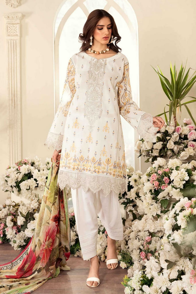 AARYRA | LUXURY LAWN'21 Collection | ARD-401
