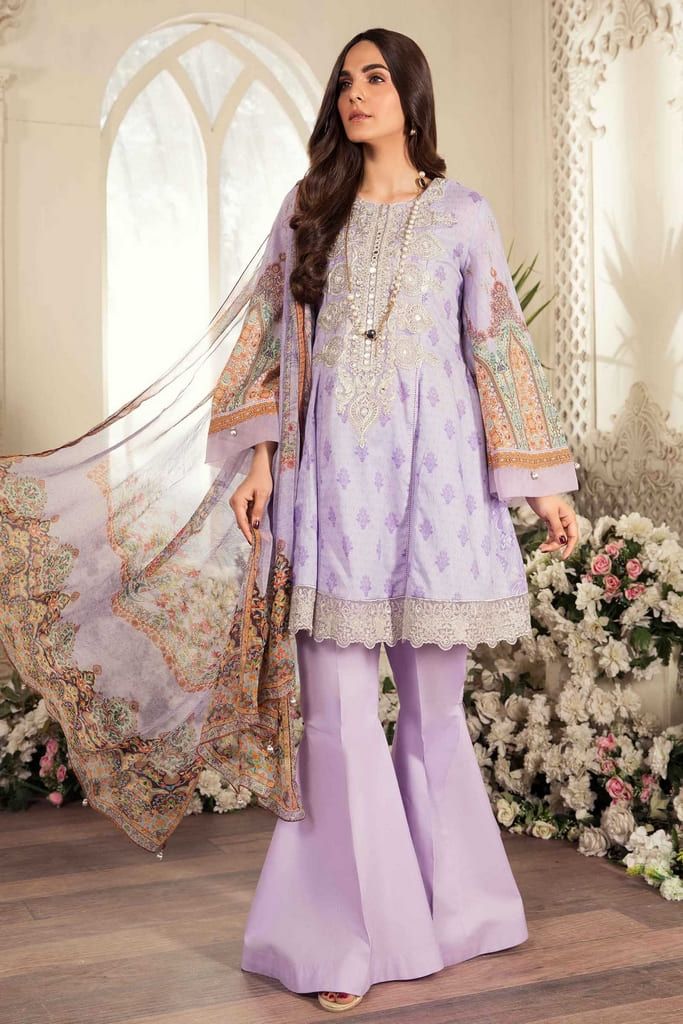 AARYRA | LUXURY LAWN'21 Collection | ARD-403-A