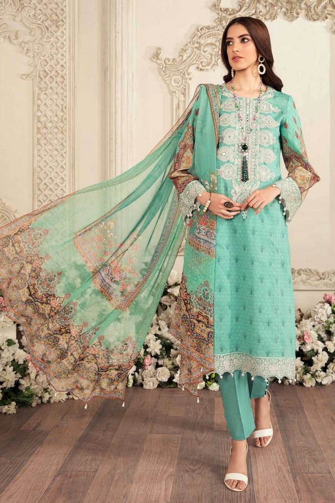 AARYRA | LUXURY LAWN'21 Collection | ARD-403-B
