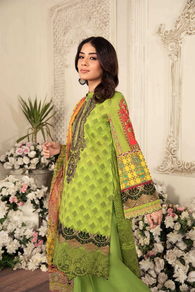 AARYRA   LUXURY LAWN'21 Collection   ARD-404-A