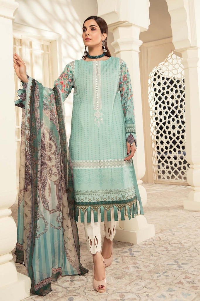 AARYRA | LUXURY LAWN'21 Collection | ARD-405-B