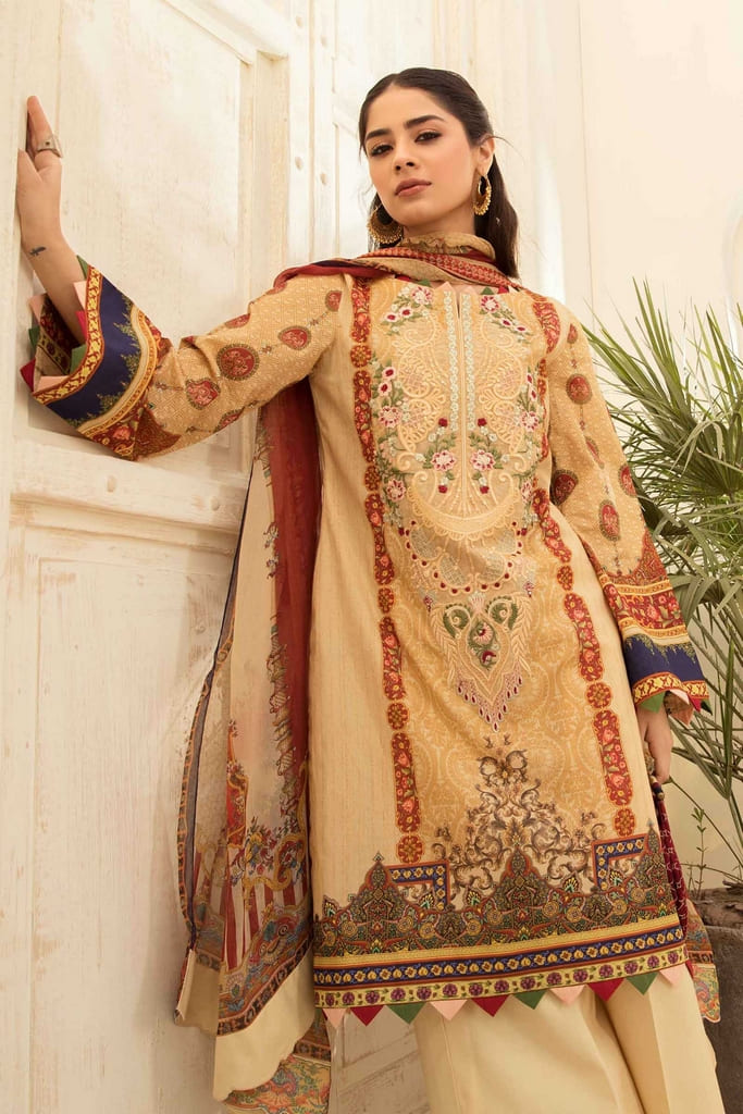 AARYRA   LUXURY LAWN'21 Collection   ARD-407-A