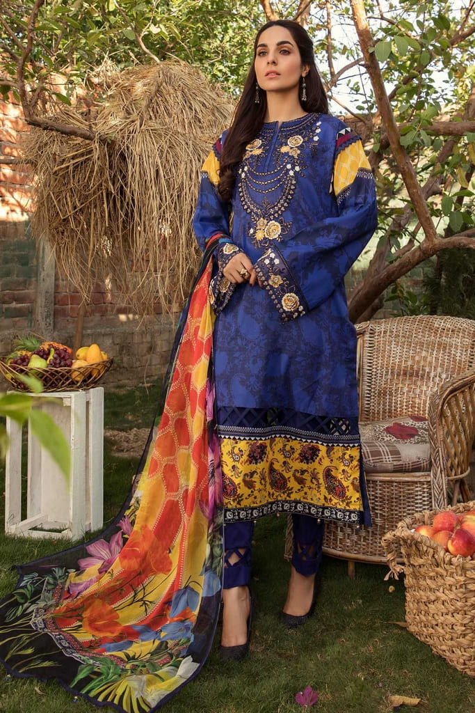 AARYRA | LUXURY LAWN'21 Collection | ARD-408-A