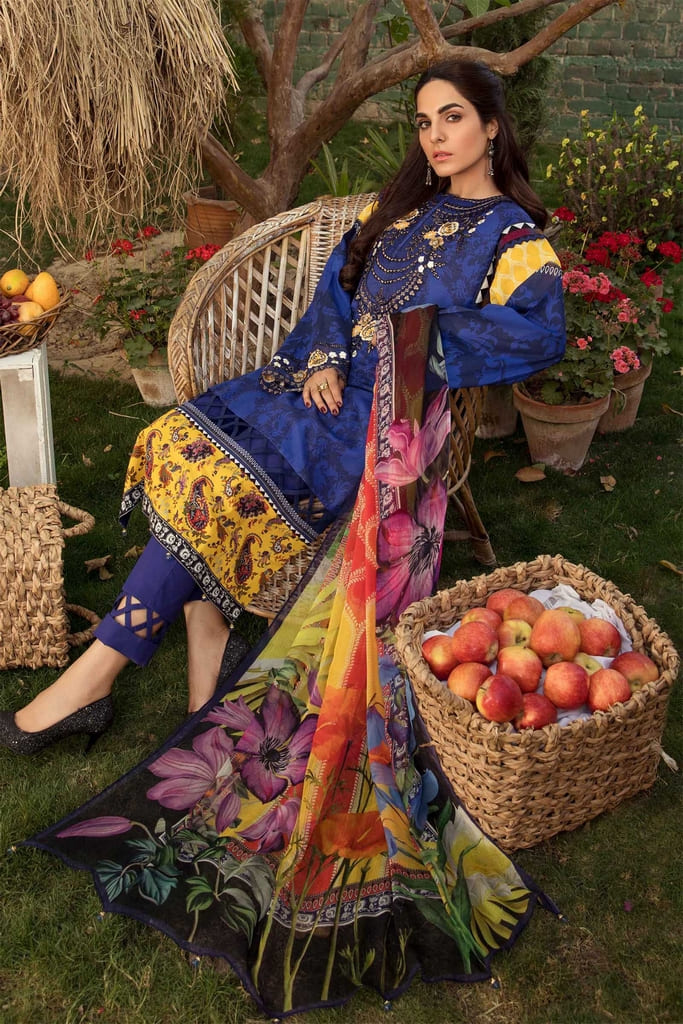 AARYRA   LUXURY LAWN'21 Collection   ARD-408-A