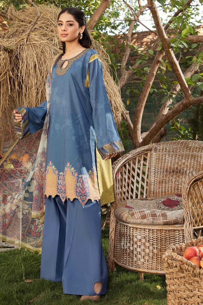 AARYRA | LUXURY LAWN'21 Collection | ARD-410-A
