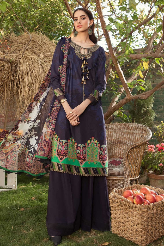 AARYRA | LUXURY LAWN'21 Collection | ARD-410-B