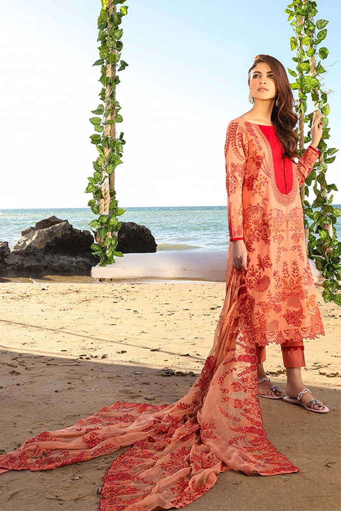 IMROZIA | FARBEN DES SOMMERS Collection | I.S.L-07 FLAMMENDE