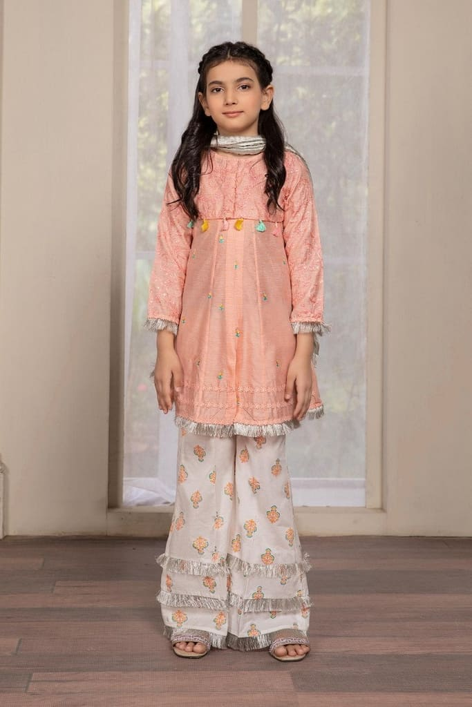 MARIA B | KIDS Collection | Suit Pink MKD-EA20-17