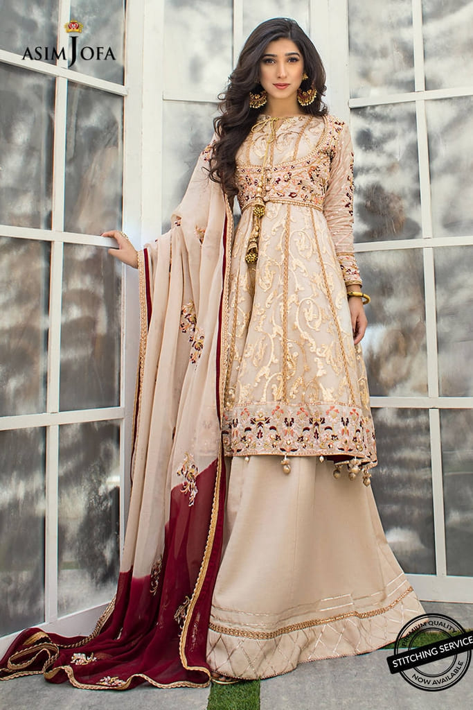 ASIM JOFA   LIMITED FORMAL Collection   AJLE-10