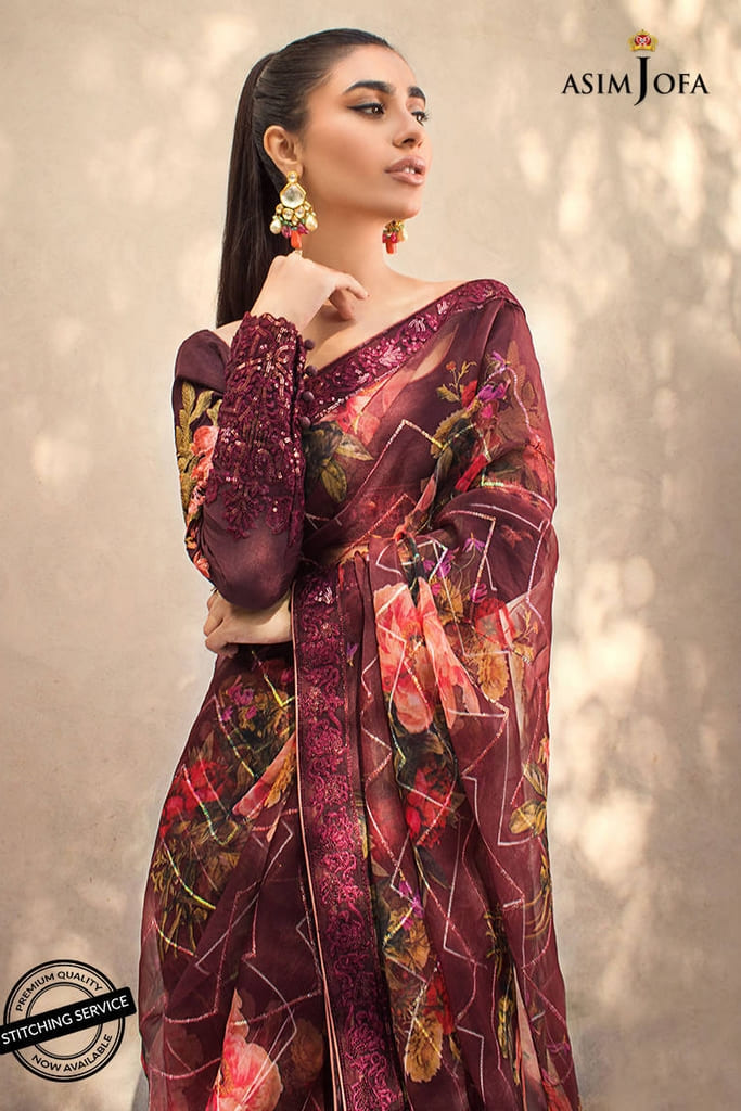ASIM JOFA | LIMITED FORMAL Collection | AJLE-07
