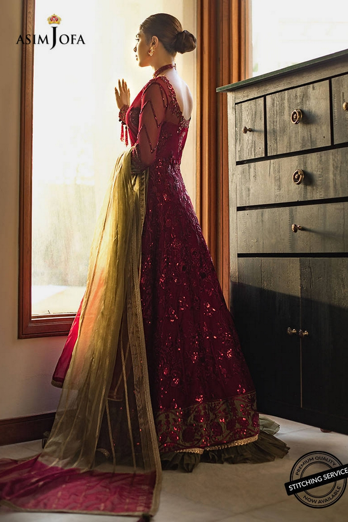 ASIM JOFA | LIMITED FORMAL Collection | AJLE-01
