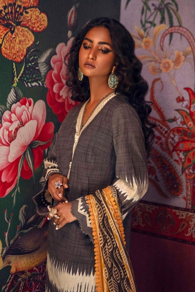 SANA SAFINAZ | MAHAY SUMMER'21 Collection | H211-017A-CI