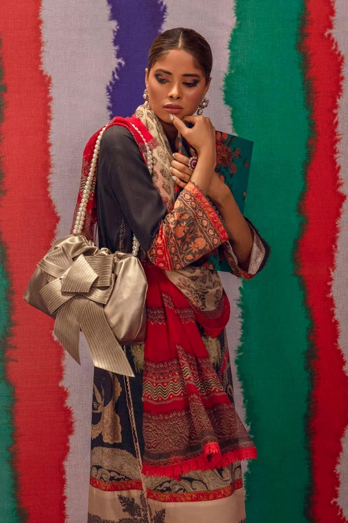 SANA SAFINAZ | MAHAY SUMMER'21 Collection | H211-001A-CI